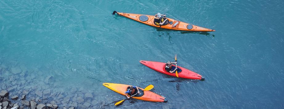 Kayak Financing Image