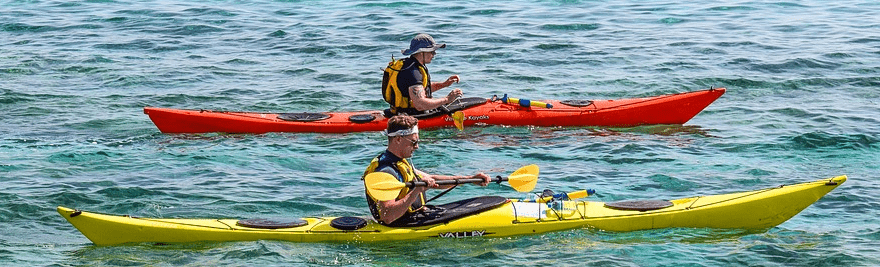 Kayaks On The Cheap